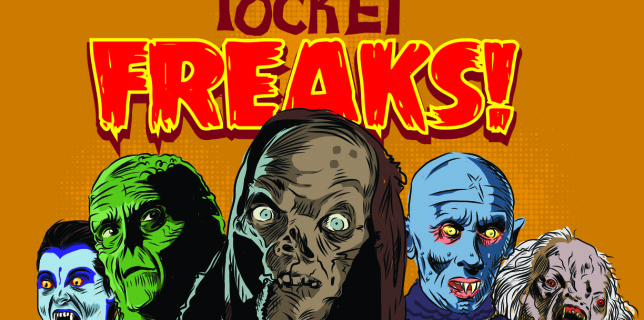 Pocket Freaks Poster